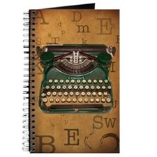 typewriter journal
