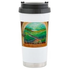 window Ceramic Travel Mug