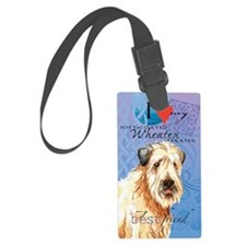 wheaten-kindle Luggage Tag