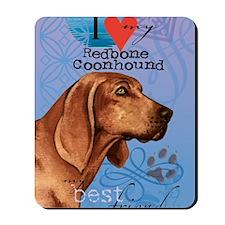 redbone-nook Mousepad