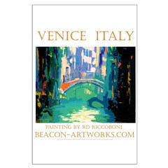 Venice Canal Posters