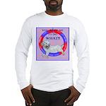 Agility Clumber Spaniel Long Sleeve T-Shirt