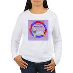 Agility Clumber Spaniel Women's Long Sleeve T-Shir