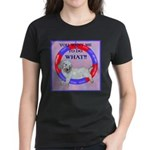 Agility Clumber Spaniel Women's Dark T-Shirt