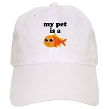My Pet Goldfish Baseball Cap