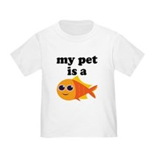 My Pet Goldfish T