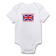 Cute Coventry england Infant Bodysuit