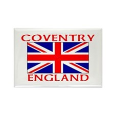 Unique Coventry england Rectangle Magnet (10 pack)