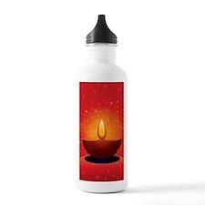 Diwali Festival of Lig Water Bottle