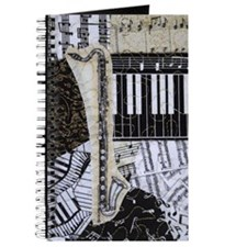 bass-clarinet-ornament Journal
