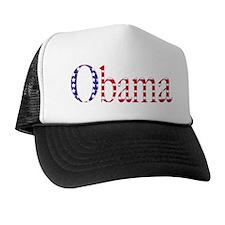 Obama1XLg Trucker Hat