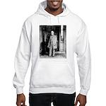 Lee protrait Hooded Sweatshirt