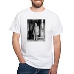Lee protrait White T-Shirt