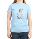 West Highland White Terrier Women's Light T-Shirt