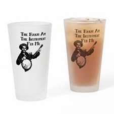 banjoam Drinking Glass