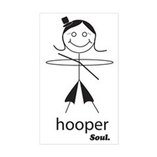 Hooper Soul Girl Decal