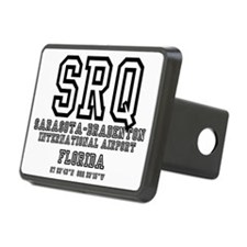 AIRPORT CODES - SRQ - SARA Hitch Cover