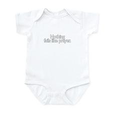 nothing fails like prayer  Infant Bodysuit