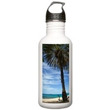 Makena Maui Palm Sports Water Bottle
