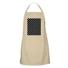 bw-polkadot_journal Apron