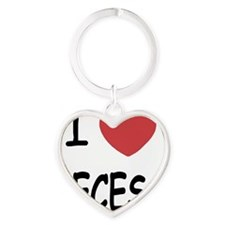 RECESS Heart Keychain