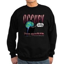 occupy Sweatshirt