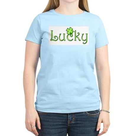 Lucky Women's Light T-Shirt