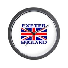 Unique Exeter england Wall Clock