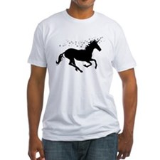 Magical Unicorn Silhouette T-Shirt