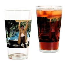 16 Daniels Drinking Glass