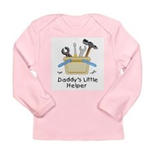dad_helper Long Sleeve T-Shirt