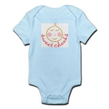 Sweet Cheeks Baby Bodysuit
