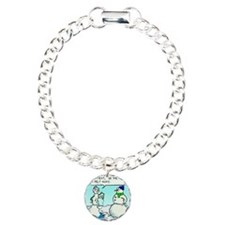 weight loss for snowmen Bracelet