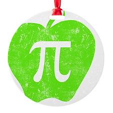 apple pie green Ornament