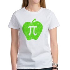 apple pie green Tee