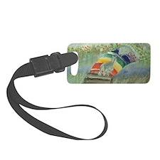 rainbow42x28 Luggage Tag