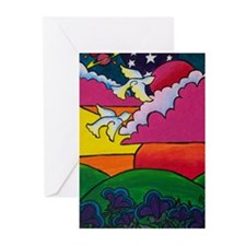 Night and Day Greeting Cards (Pk of 10)