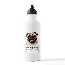 pugthing Water Bottle