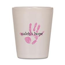 Calebs Hope Logo Shot Glass