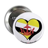 "I Love Brunei 2.25"" Button (100 pack)"