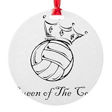 vball queen Ornament