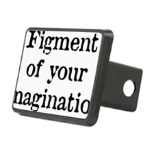 figment_white Hitch Cover