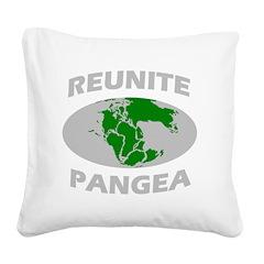 reunitepangeadark Square Canvas Pillow