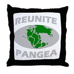 reunitepangeadark Throw Pillow