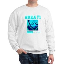 Area 51 Saucer Watchers Sweatshirt