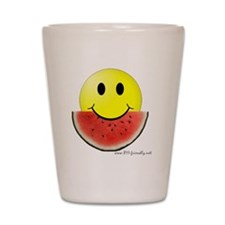 smileywatermelon811friendly big.gif Shot Glass