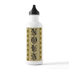 AntiqFleurGscBanner Water Bottle