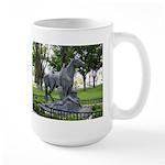 Prescott Cowboy Statue--Large Mug