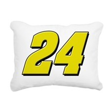 JG24 Rectangular Canvas Pillow