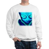 Blue Alien Jumper